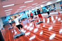 Step_Group_Fitness_Class