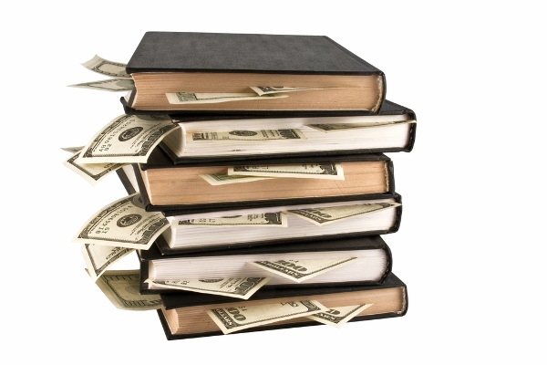 books-and-money