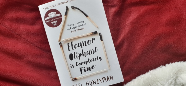 book review - eleanor oliphant is completely fine